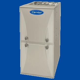 Carrier Comfort 92 gas furnace.
