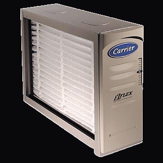 Carrier EZXCAB air purifier.