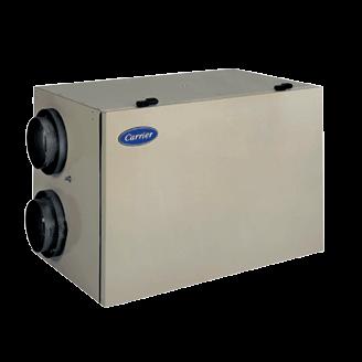 Carrier HRVXXLHB1250 ventilator.